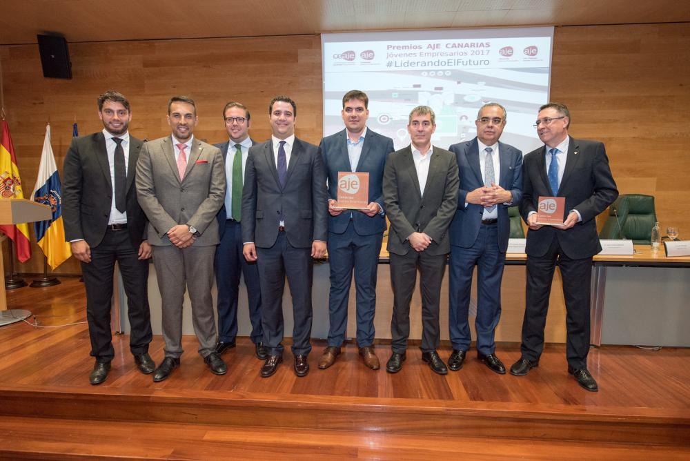 Presenta tu candidatura a los Premios Joven Empresario 2018