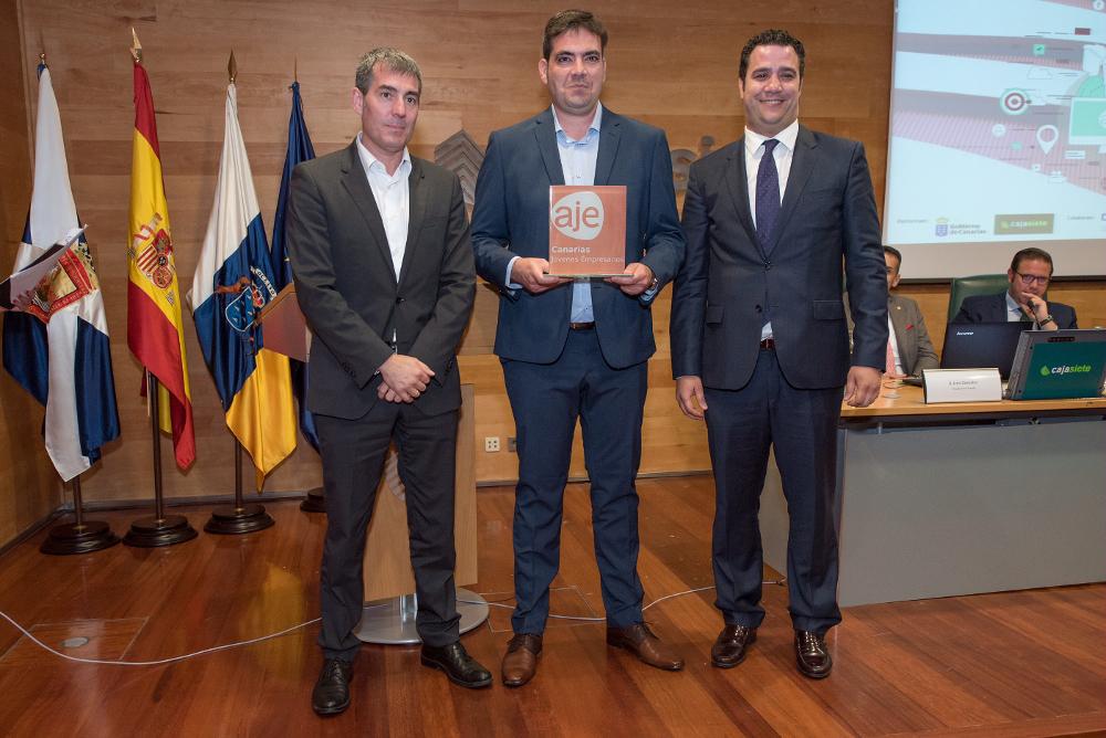 Premios AJE Canarias 2017 - Homenaje al talento