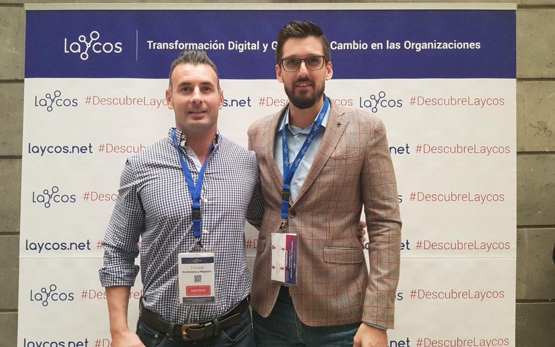 AJE LAS PALMAS en las Jornadas de Transformación Digital organizadas por LAYCOS