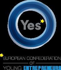 Logo Yes for Europe Asociación de Jóvenes Empresarios en Las Palmas