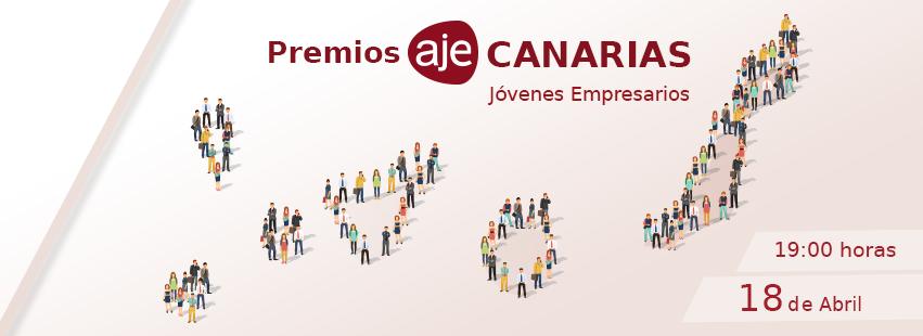Premios Joven Empresario Canarias 2018