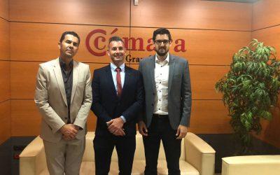 Encuentro comercial con Paraguay en la Cámara de Comercio Gran Canaria