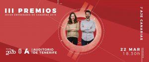 Premios AJE Canarias 2019
