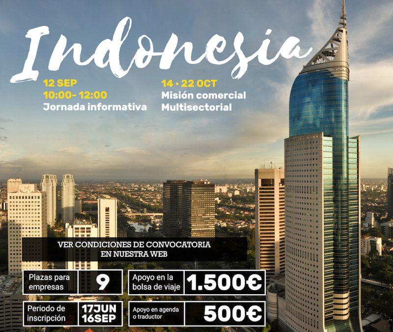 Misión comercial a Indonesia con Cámara de Comercio Gran Canaria