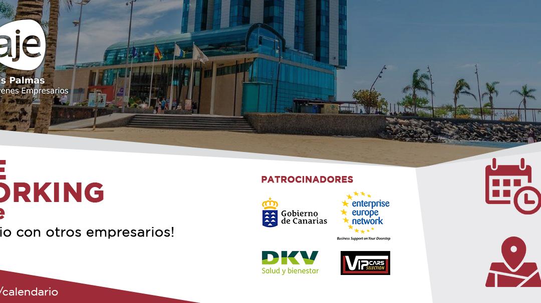 Networking Jóvenes Empresarios de Lanzarote
