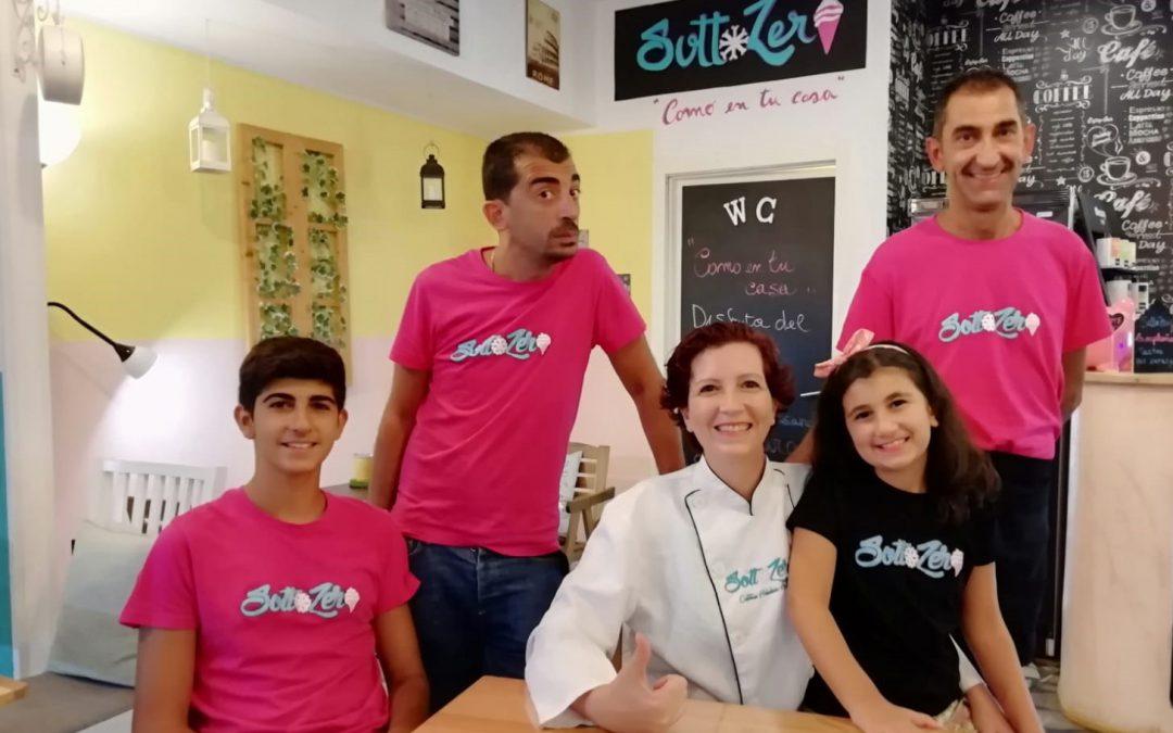 Entrevista a Sara Constantino de Heladería SottoZero