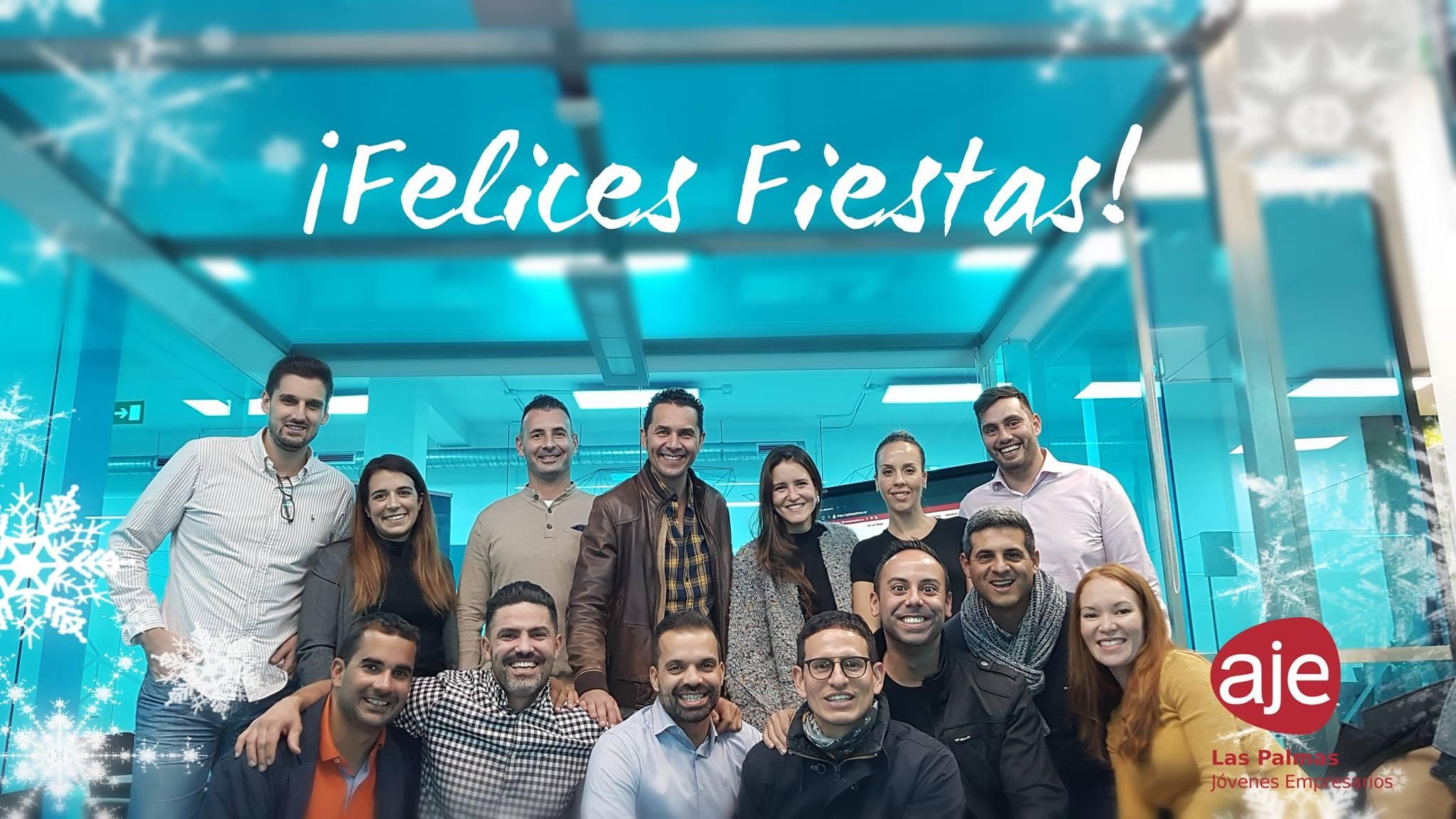 Asociación de Jóvenes Empresarios de Las Palmas formación en marketing online