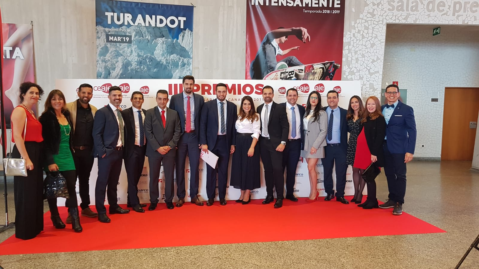 Reunión de Networking de AJE Las Palmas en Gran Canaria